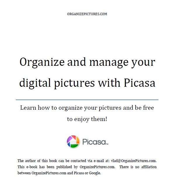 Best Books Available for Learning How to Organize Your Digital Pictures 6
