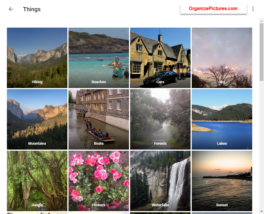 How to configure Google Photos and use it efficiently 2